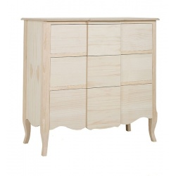 COMMODE 3/T SORTANT