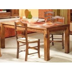 TABLE MASSIF ACAPULCO 160X90
