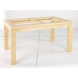 TABLE FENÊTRE 160X90 VERRE